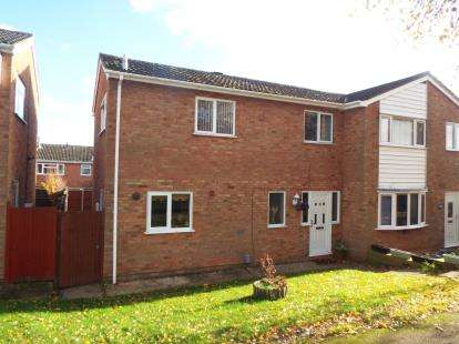 3 Bedrooms Semi Detached House for sale in Falcon Crescent, Flitwick, Beds, Bedfordshire