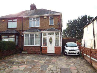 3 Bedrooms Semi Detached House for sale in Beechwood Road, Luton, Bedfordshire, England