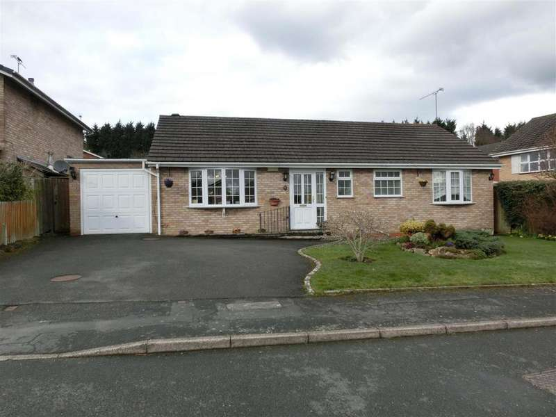 2 Bedrooms Detached Bungalow for sale in Lynbrook Close, Hollywood, Birmingham