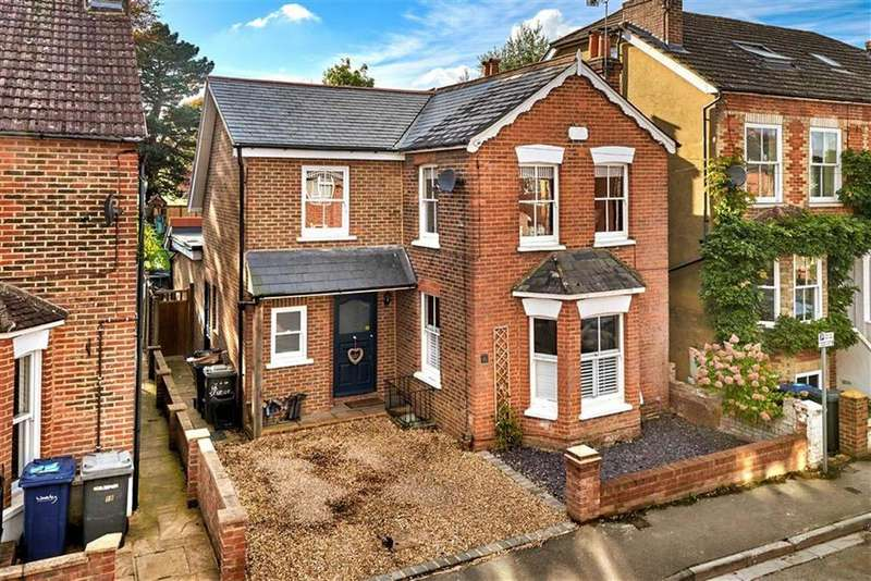 4 Bedrooms Detached House for sale in St Georges Road, Farnham