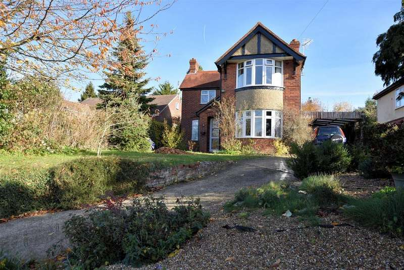 3 Bedrooms Detached House for sale in Circuit Lane, Reading