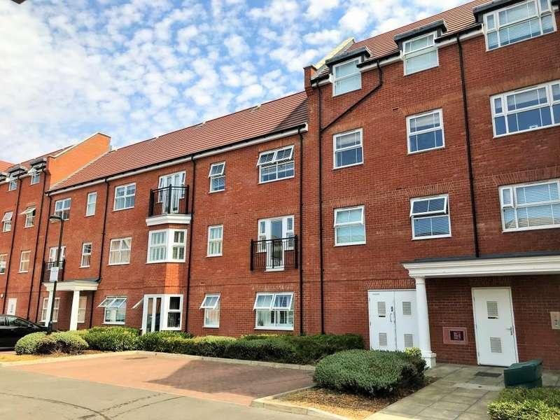2 Bedrooms Flat for sale in Wokingham, Berkshire, RG41