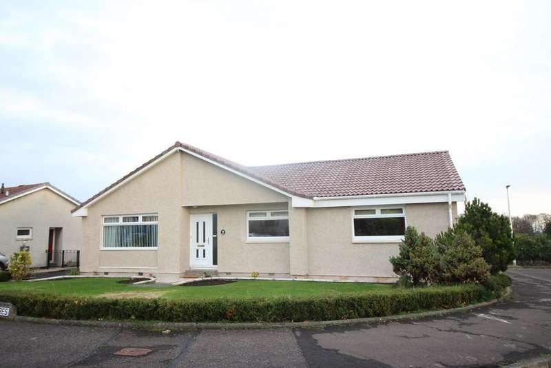 4 Bedrooms Detached Bungalow for sale in Templars Crescent, Kinghorn, Burntisland, KY3