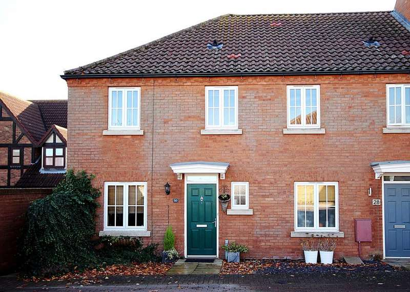 3 Bedrooms End Of Terrace House for sale in Bluebell Drive, Lower Stondon, SG16
