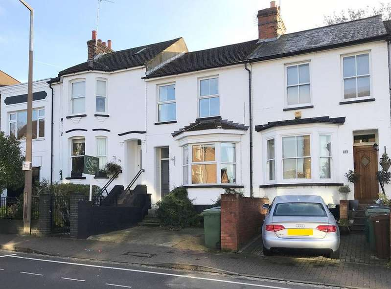 4 Bedrooms Terraced House for sale in Alma Road, St Albans, AL1