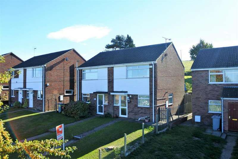 2 Bedrooms Semi Detached House for sale in Fifth Avenue, Grantham