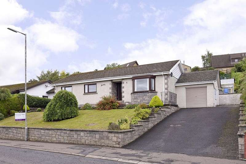 3 Bedrooms Detached Bungalow for sale in Evanton, Blair Avenue, Jedburgh TD8 6LF