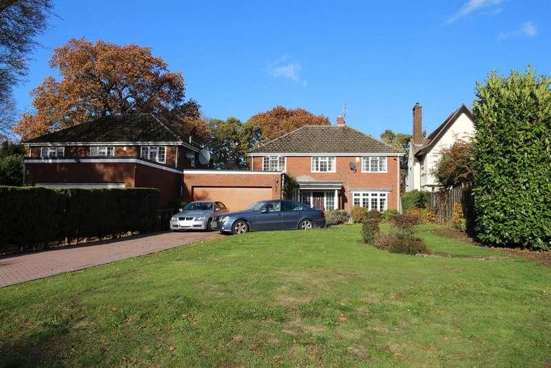4 Bedrooms Detached House for sale in Chancellors Road, Stevenage, SG1 4AP