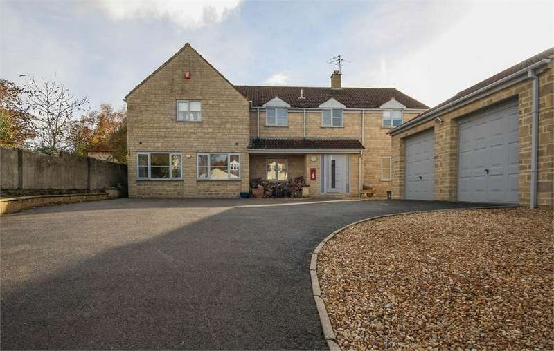 4 Bedrooms Detached House for sale in Camelia House, STONE ALLERTON, Somerset