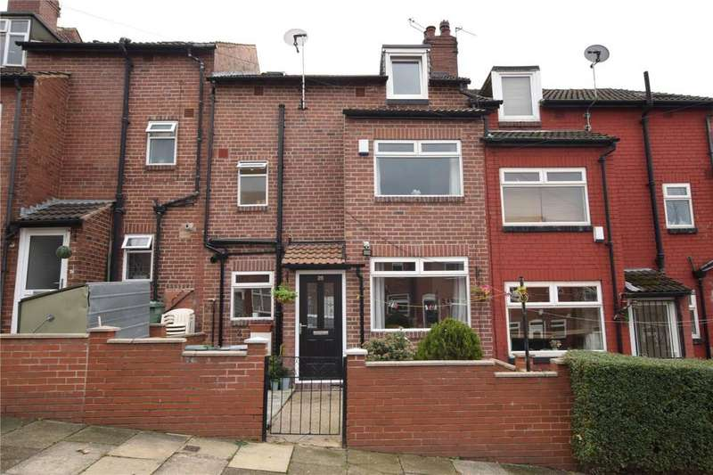 3 Bedrooms Terraced House for sale in Norman View, Leeds, West Yorkshire