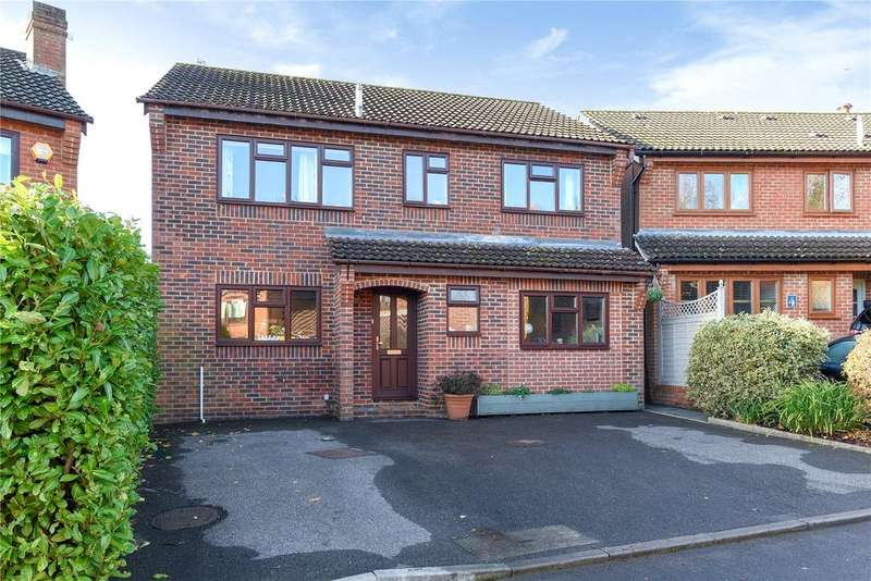 5 Bedrooms Detached House for sale in Partry Close, Chandler's Ford, Hampshire, SO53
