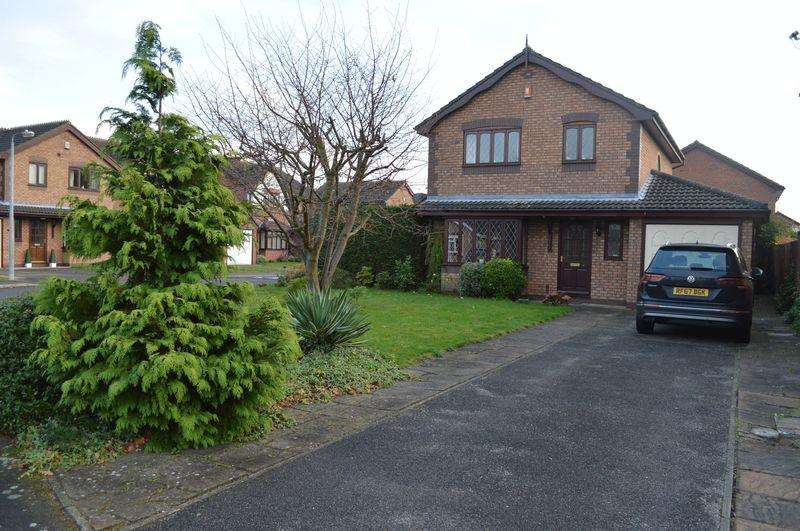 5 Bedrooms Detached House for sale in Earls Drive, Lincoln
