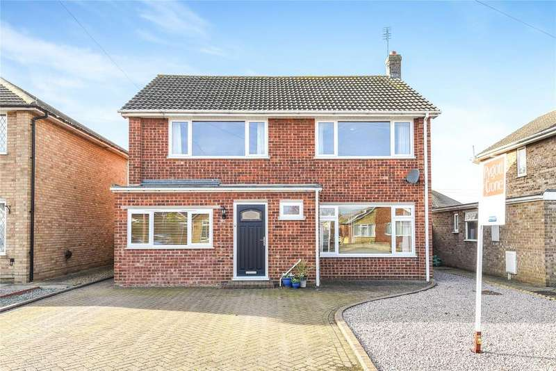 4 Bedrooms House for sale in Harpe Close, Pinchbeck, PE11
