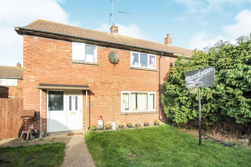 4 Bedrooms End Of Terrace House for sale in Washington Drive, Newtoft, Market Rasen