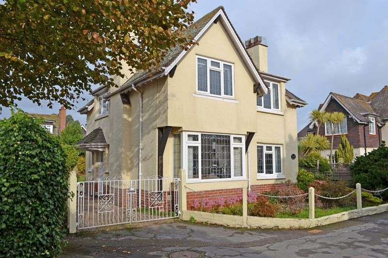 3 Bedrooms Property for sale in 10 Roselands, Sidmouth