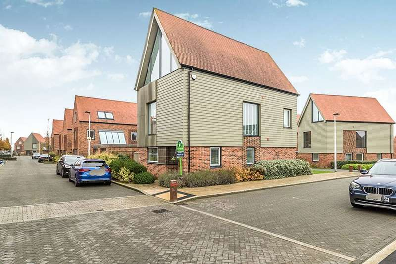 4 Bedrooms Detached House for sale in Elliotts Way, Chatham, ME4