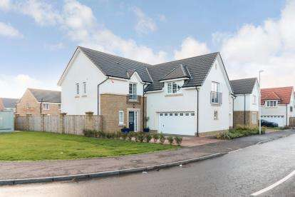 5 Bedrooms Detached House for sale in Crosshill Road, Bishopton