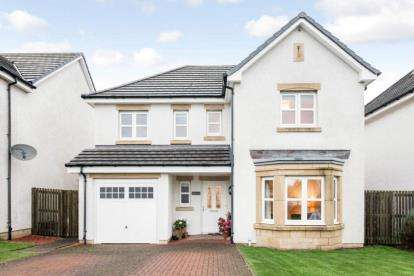 4 Bedrooms Detached House for sale in Station Wynd, Doune