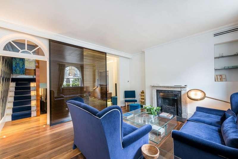 4 Bedrooms Terraced House for sale in Eaton Terrace, Belgravia, SW1W