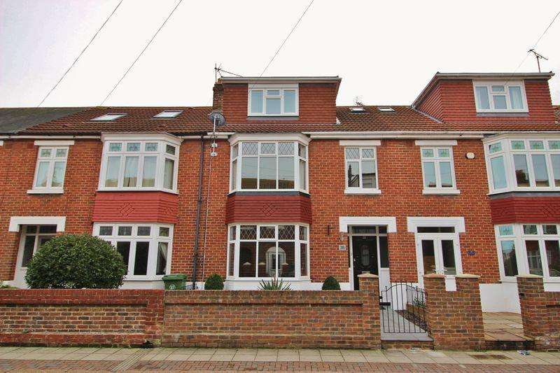 4 Bedrooms Terraced House for sale in Jenkins Grove, Baffins