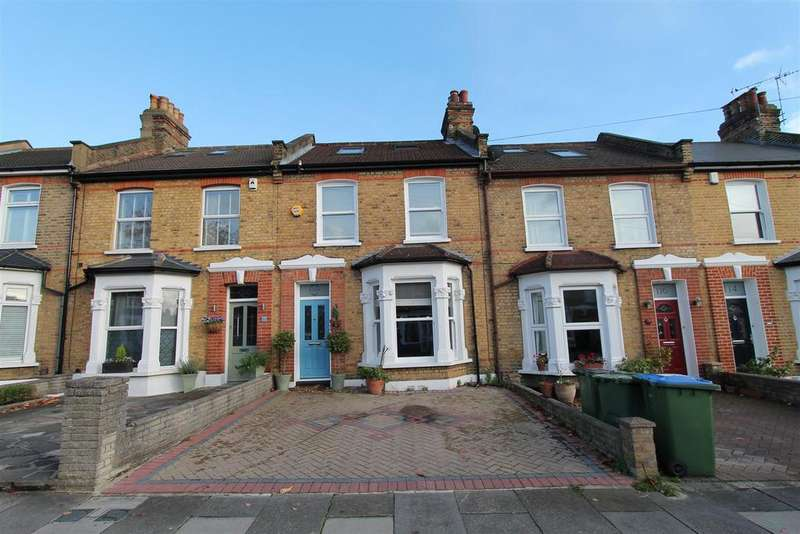 4 Bedrooms Terraced House for sale in Grangehill Road, Eltham