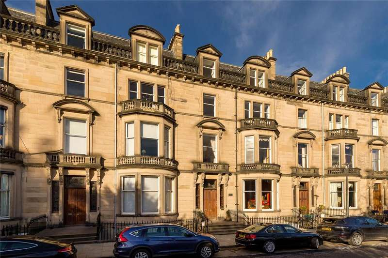 5 Bedrooms Flat for sale in Eglinton Crescent, Edinburgh