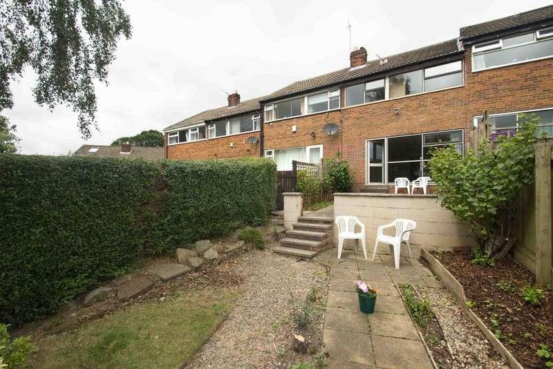 3 Bedrooms Terraced House for sale in Vesper Gate Mount, Kirkstall, Leeds 5
