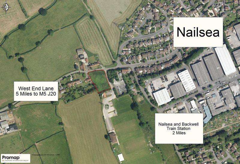 Land Commercial for sale in West End Lane, Nailsea, North Somerset