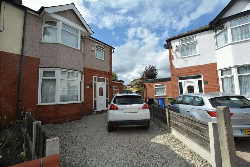 3 Bedrooms Semi Detached House for sale in Colwell Avenue, Stretford, Manchester, M32