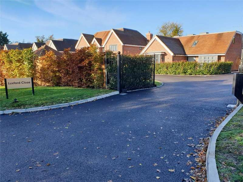 5 Bedrooms Detached House for sale in Luxford Close, Little Hadham Road, Much Hadham, Hertfordshire, SG10