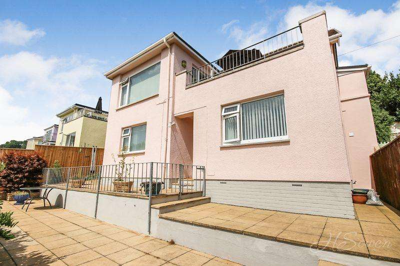 3 Bedrooms Detached House for sale in Penwill Way, Goodrington