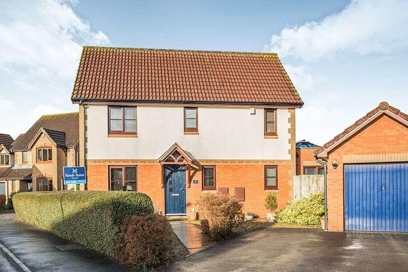 4 Bedrooms Detached House for sale in Brock End, Portishead, Bristol, BS20