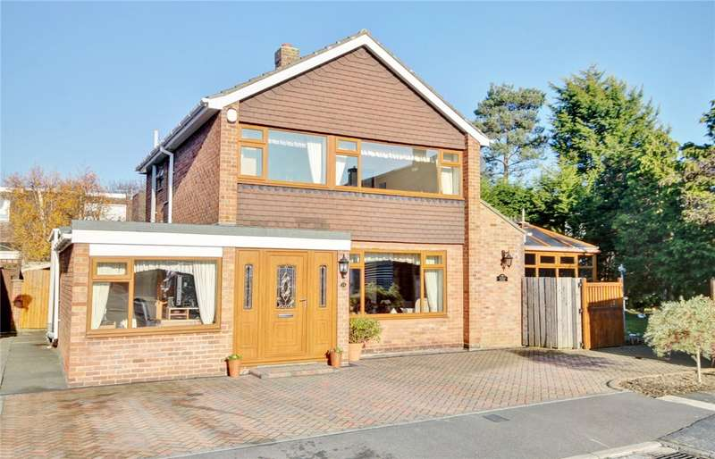4 Bedrooms Detached House for sale in Gloucestershire Drive, Belmont, Durham, DH1