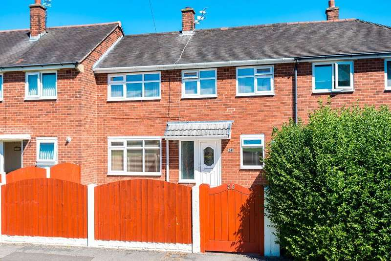 2 Bedrooms Terraced House for sale in West Park Avenue, Ashton on Ribble, Preston, Lancashire, PR2 1UH