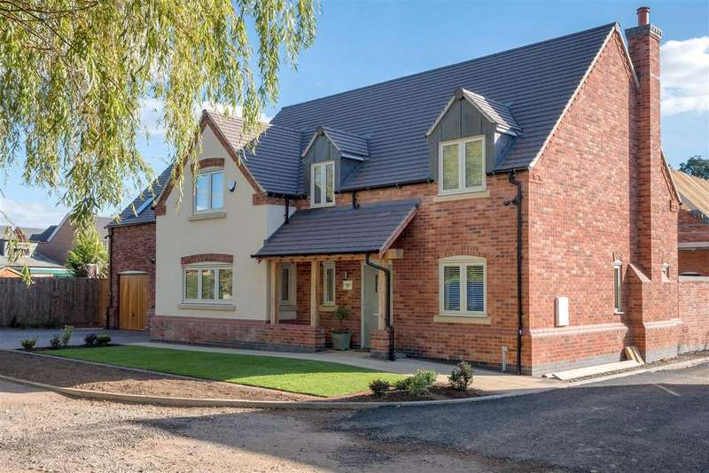 5 Bedrooms Detached House for sale in Plot 7, Brick Kiln Lane, Shepshed