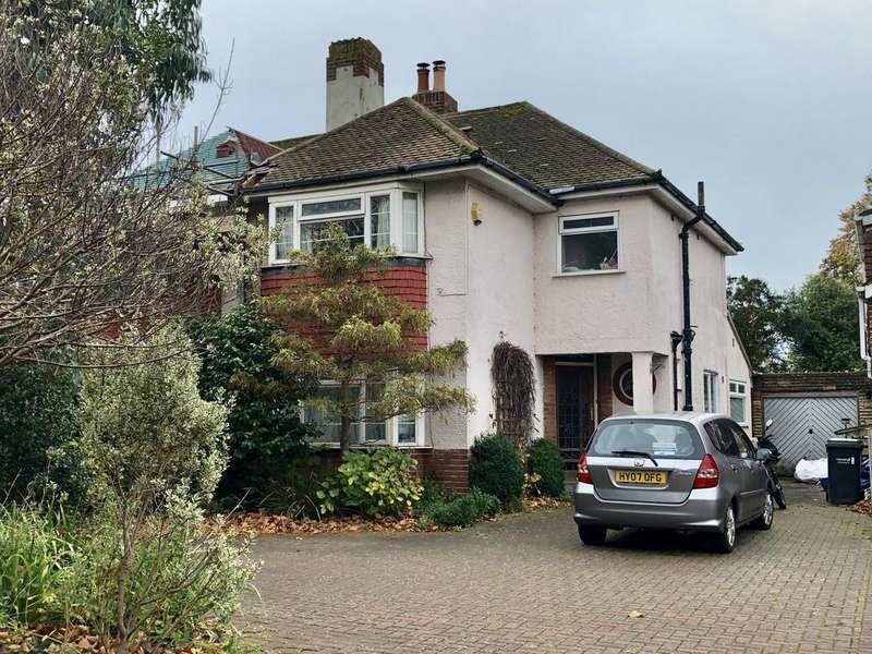 3 Bedrooms Semi Detached House for sale in Privett Road, Alverstoke, Gosport PO12