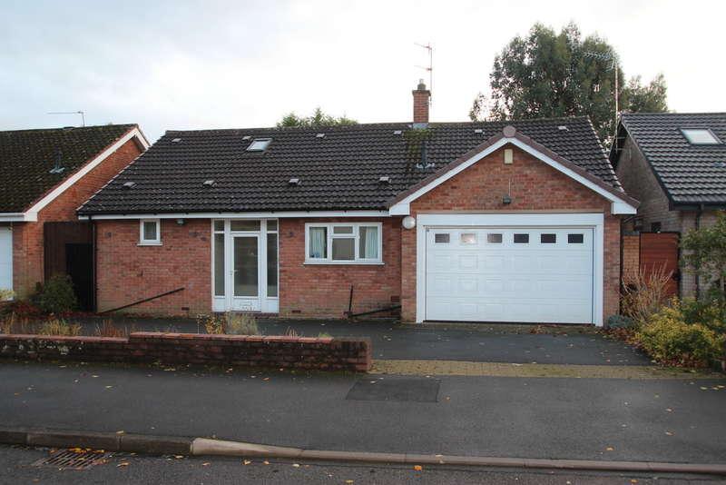 4 Bedrooms Detached Bungalow for sale in Gilmorton Close, Harborne