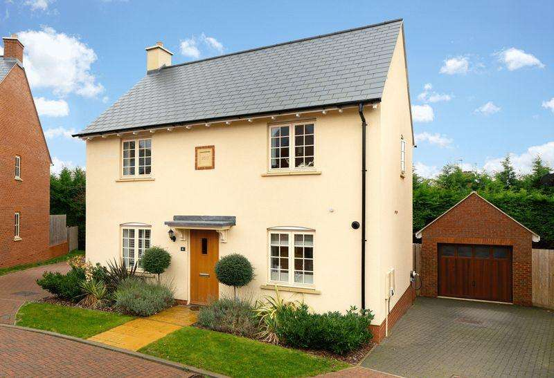 3 Bedrooms Detached House for sale in Bell Farm Close, Studham