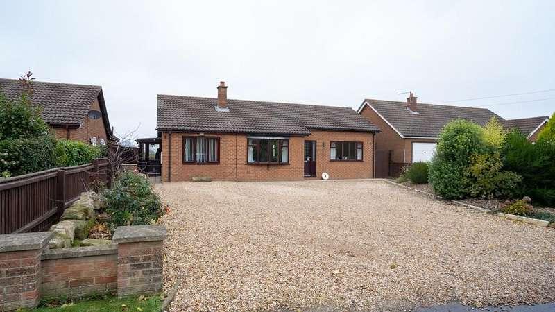 3 Bedrooms Bungalow for sale in Siltside, Gosberton Risegate, Spalding, PE11