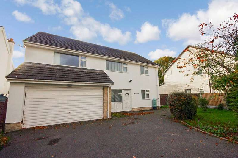 4 Bedrooms Detached House for sale in Pen Y Coed, Nannerch