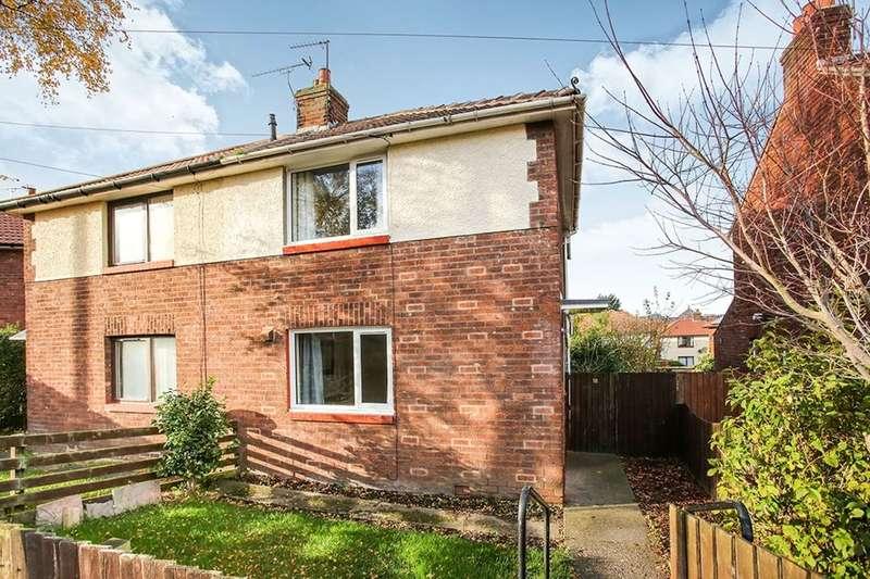 2 Bedrooms Semi Detached House for sale in Weardale Road, Carlisle, CA2