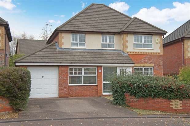 4 Bedrooms Detached House for sale in Thor Drive, Bedford