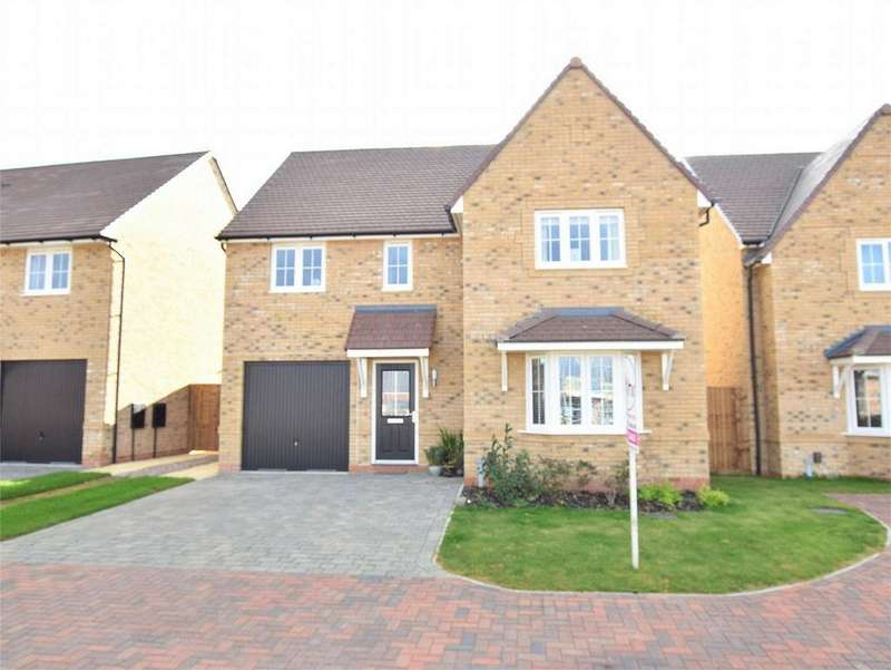 4 Bedrooms Detached House for sale in Hendrey Place, Godmanchester, Cambridgeshire