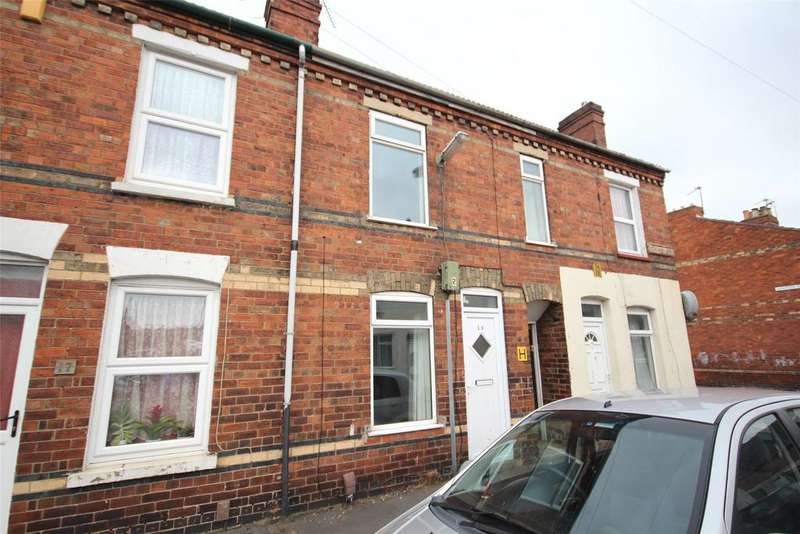 3 Bedrooms Terraced House for sale in Thesiger Street, Lincoln, LN5