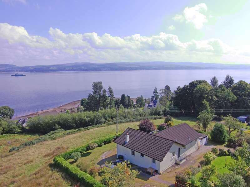 4 Bedrooms Bungalow for sale in Ardtalla, Cluniter Road, Innellan, Dunoon