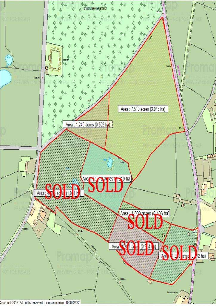 Land Commercial for sale in Mellor Road, New Mills