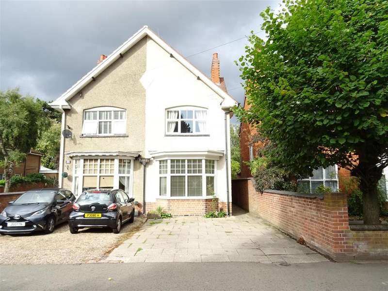 4 Bedrooms Semi Detached House for sale in London Road, Coalville, Leicesterhire