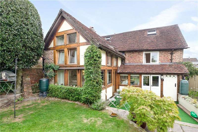 3 Bedrooms House for sale in Mill Street, Ludlow, Shropshire, SY8