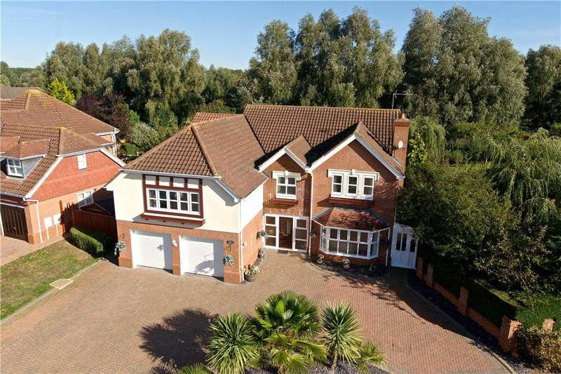 6 Bedrooms Detached House for sale in Belfry Lane, Collingtree, Northamptonshire