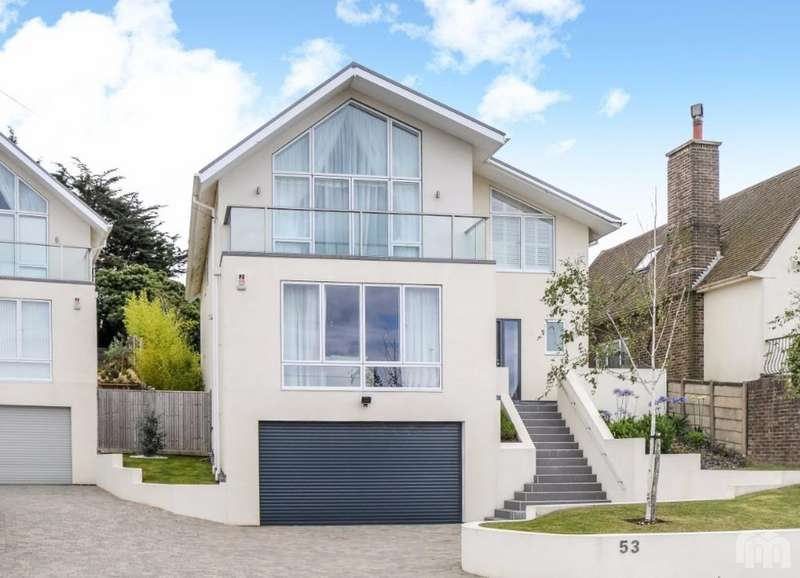 4 Bedrooms Detached House for sale in Hill Brow, Hove, East Sussex, BN3